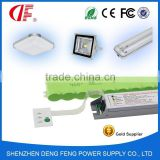 Emergency lighting module for 18W led light with Emergency inverter kit high power battery for 1.5 hours duration