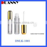 COSMETIC LIP GLOSS CONTAINER LIP GLOSS TUBE WITH APPLICATOR