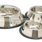 Nonslip cats,dogs,chicken,small animals Stainless Steel Metal Dog Water Bowl                                                                         Quality Choice                                                     Most Popular
