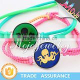 Octopus Pattern Bracelet Jewelry with Mood Color Changes Charm Bracelets for Best Friend