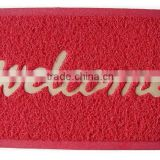 WELCOME mat door mat foot cushion mat floor mat pvc