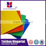 Alucoworld eps light weight sandwich panels aluminum composite sheet interior wall paneling