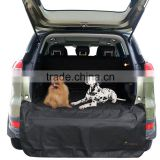 Homdox Waterproof Durable Material Pet Seat Cover Cargo Liner For SUVs 55*106inches AM000123