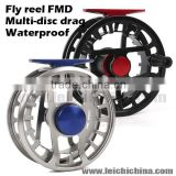 Chinese 6061 aluminium cnc fly reel
