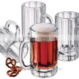 Heidelberg Paneled beer Mug-16 Oz /Glass beer mugs