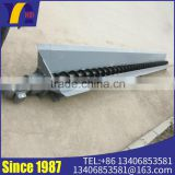 Simple Constructed Powerful Thread Screw Conveyor For Factory