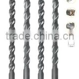 HIGH QUALITY FULLY GROUND HSS COBALT 5% DRILL BITS factory selling