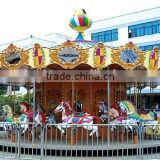 24 seats luxury carousel merry go round for sale