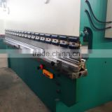 2-WC67K Series cnc hydraulic press brake for sale