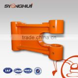 Excavator H-link,bucket linkage, ZAX470 support arm Made in China