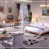 Alime custom 5 star modern hotel twin room bedroom furniture sets for bespoke hospitality furniture 2015-C002