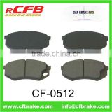AN-427K Brake Pad For Mitsubishi Canter
