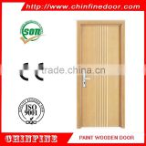 Excellent quality low price main teak wood door carving design models (CF-9159)