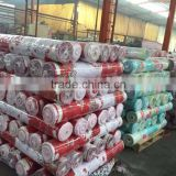 Huzhou Changxing Microfiber polyester printed bed sheet fabric mattress fabric bedding set fabric