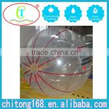 Inflatable Polymer Jumbo Water Crystal Ball For Flowers