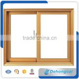 Wholesale Elegant Design Double Glazing Aluminum Glass Sliding Windows with Reasonable Price