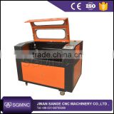 Low cost co2 laser cutter , desktop laser cutting engraving machine for paper wood stone