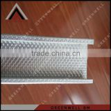 Suspended galvanized ceiling drywall metal stud
