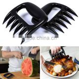 DIHAO Hot BBQ Tools meat bear claws/bear claws meat handlers/Meat Shredder Claws Set