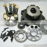 K3V112 hydraulic pump cylinder block,valve plate,piston,set plate,ball guide