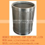 good quality of sand control water and oile well wedge wire screen ,stainless steel mesh filters,Johnson screen