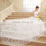 wedding dress with lace detachable train lace wedding dress patterns full lace cap sleeve trumpet wedding dress