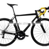Chinese Super Light Carbon Bicycle Frame 700c Aero Carbon Road Frame DI2 Carbon Road Bicycle Frame, Fork, Seatpost, Clamp