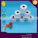 60gsm cheap printed thermal paper ticket rolls