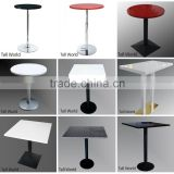 food court chairs tables / fast food table and chairs / quartz stone dining table