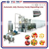 Automatic jelly/gummy candy making machinery of food confectionery