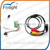 G2658 Flysight CM100T mini 1g fpv camera /w 5.8g wireless transmitter 200mw module for mini rc hobby