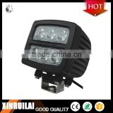 Aluminium die-cast housing CE RoHS IP68 commercial electric led car work light 60w with PC cover