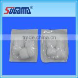 medical sterile cotton ball 5pcs/bag