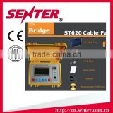 ST620 Cable fault locator with Bridge test line mix and break fault