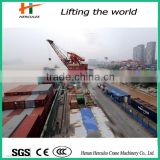 Heavy Port Gantry Crane 40T 50T for lifting container