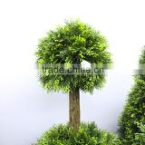 indoor fake tree artificial topiary ball