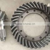 High quality truck body part middle crown wheel and pinion used for HINO 700