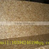 8to30mm E0 osb board factory in Linyi China