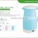 BAIDU electric boiling water pot, kettle with complete certification has hot sale market