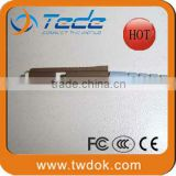 Cat5e/Cat6/Cat7Gray Dsl Patch Cord/Cable Cat6a S/FTP Gray Dsl Patch Cord/Cable manufactory