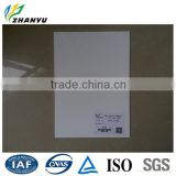 China Supplier New Material Scratch Resistant 2.8mm A4 Milky White Cast Acrylic Sheet
