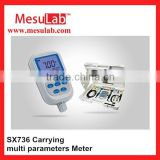 SX736 Portable Dissolved Oxygen / Conductivity / ph / 0rp / Resistivity / salinity / tds Meter