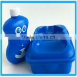 Plastic Lunch Box With Bottle Set,Kid Lunch Box With Bottle ,Children Lunch Box With Water Bottle