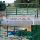 Anping corral fence expert design&produce portable used horse fence panel,PVC/galvanized pipe portable horse fence in horse farm