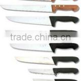 butcher's steak knife,boning knife,cleaver,knife sharpening steels and sharpeners