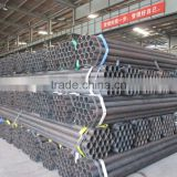 low carbon bundy pipe for refrigerator erw lsaw ssw black