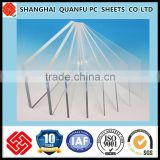 ISO9001 quality insurance polycarbonate sheet greenhouses for mushroom for roofing sheets