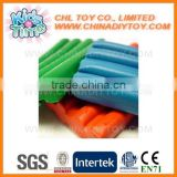 Wholesale intelligent kids modeling clay, DIY educational plasticine modeling clay, intelligent non dry super plastine