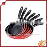 18-32cm non-stick cookware aluminum ceramic fry pan color changing fry pan non-stick ceramic frying pan