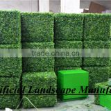 High Quality Artificial Boxwood Hedge,Plastic Hedge Fence